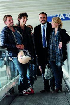 L'acteur de « Braquo » s'offre une comédie romantique sur l'amitié, « Comme des frères ». Plus d'infos en cliquant sur l'image