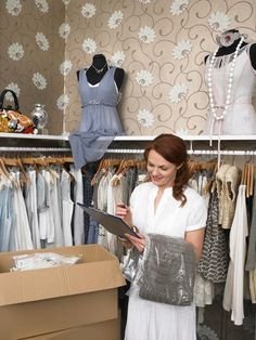 How to Start a Ladies Clothing Boutique