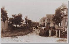 Heiloo, Schuine Hondsbossche Laan, hoek Holleweg, jaren '20