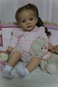 Дорогая моя Фридолиночка... Кукла реборн Гринистовой Ирины / Куклы Реборн Беби - фото, изготовление своими руками. Reborn Baby doll - оцените мастерство / Бэйбики. Куклы фото. Одежда для кукол