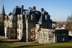 Château de Brasseurs - Xertigny, Vosges, Lorraine