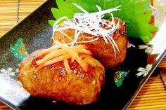 肉巻きおにぎり 焼肉風のレシピです。
