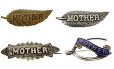 Spectrum, Brooches, Great Gifts, Victorian, Silver, Brooch, Money