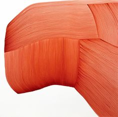 Ronan Bouroullec's marker art is stunning in its modern minimalism. Art Texture, Marker Art, Sculpture Art, Metal Sculptures, Abstract Sculpture, Bronze Sculpture, Installation Art, Art Installations, Oeuvre D'art