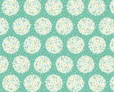 Crazy Daisy Cuddle - Cuddle Fabric - Designed by ADORN-It for Shannon Fabrics