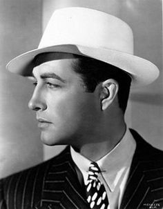 Robert Taylor - great look!