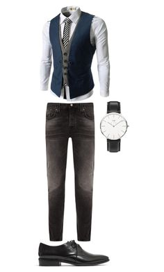 """""""John/Jack/Ernest 3"""" by jessicaconklin-1 on Polyvore featuring art"""