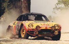 San Remo 1981 - Rey Claude - StruyficonAlpine-Renault A110