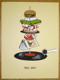 Ryan Duggan. F'in Thrill Jockey Records. Lovely.