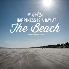 Isn't it? #BeachQuotes