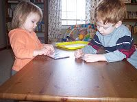 FHE ideas for toddlers. This is a blog for planning Family Home Evening!