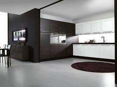... setose come un tessuto #cucine #kitchen #design #arredamento #interni