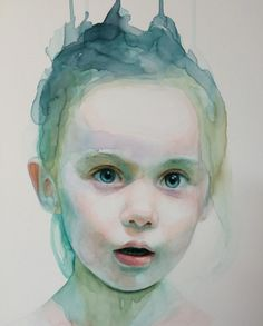 Fabulous Watercolor Paintings by Ali Cavanaugh