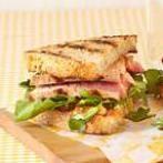 Tuna Watercress Sandwich with Wasabi Mayonnaise (Atkins Diet Phase 1 Recipe) | Diet Plan 101