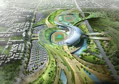 2014 Asian Games Stadium | Incheon South Korea | Populous