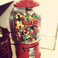 Our old candy jar