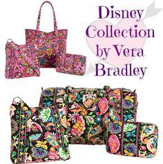 Disney Collection by Vera Bradley!!