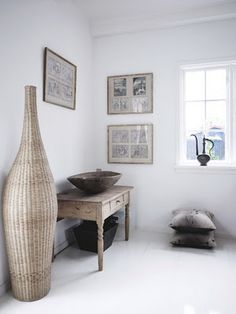 from scandinavian retreat #scandinaviandesign