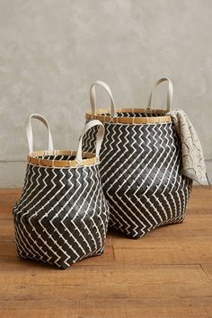Shop the Zigzag Stripe Baskets and more Anthropologie at Anthropologie today. Read customer reviews, discover product details and more.
