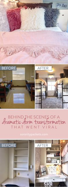 Creative dorm room ideas to make your space feel more cozy!   www ...