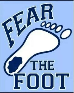 CAROLINA  How about Fear the Heel?!!