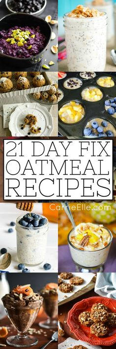 21 Day Fix Recipe Id