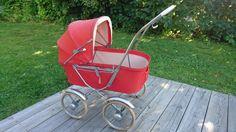 FINN – Retro dukkevogn Vintage Pram, Prams, Baby Strollers, Retro, Archive, Baby Prams, Strollers, Strollers, Rustic
