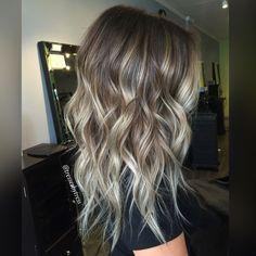 Ash Blonde Balayage, Hair Color Balayage, Blonde Hair, Bayalage, Balayage Highlights, Blonde Ombre, Short Blonde, Blonde Color, Dark Ash Blonde