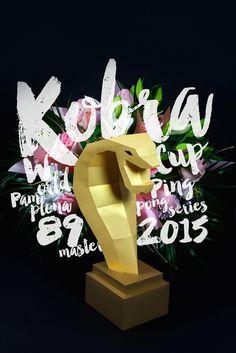 Kobra Tournament on Behance