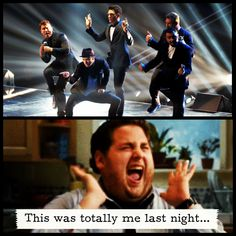 Nsync reunion on MTV VMAs!  Yes, I got excited with the rest of my generation.