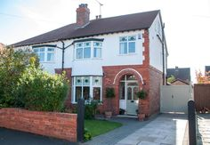 4 bedroom semi-detached house for sale in Maytree Avenue, Vicars Cross, Chester - Rightmove   Photos