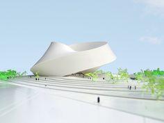 Gallery - National Library in Astana, Kazakhstan / BIG - 10