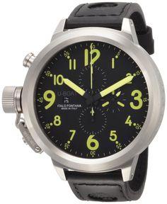 U-Boat Men's 1758 Flightdeck Watch