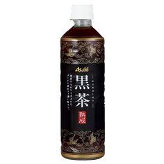 アサヒ 黒茶 - 食@新製品 - 『新製品』から食の今と明日を見る!