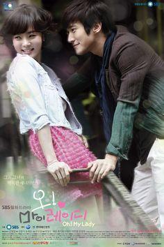 Korean drama, Oh! My Lady. Very cute. All Korean Drama, Korean Drama Movies, Korean Actors, Asian Actors, Lee Hyun Woo, Kdrama, Girls Generation, Little Dorrit, Drama Tv Series