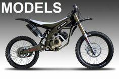 FX Bikes Mountain Moto World's Lightest Motorcycles. 125-190CC