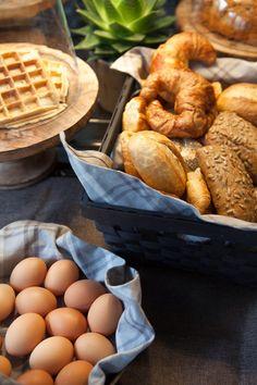 Wallyard Concept Hostel Hostel, Waffles, Concept, Breakfast, Food, Morning Coffee, Meals, Waffle, Morning Breakfast