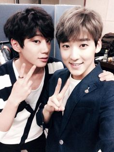 Jun and Kevin - U-Kiss