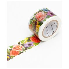 MT Garden Japanese Washi Tape by ThePaperParlourUK on Etsy, £5.00