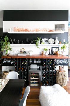 Departamentos pequeño de 2 ambientes: el hogar de una chef 7