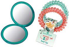 Essence Minis 2 Go – Mirror Prijs: €1,79 Essence Minis 2 Go – Hair Tie Prijs: €1,99
