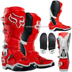 FOX Instinct boot 15 #motorcycle #boots #motocizmy #foxracing