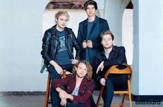 5 Seconds Of Summer in Billboard Magazine
