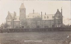 Eden Orphanage, Thorns Road
