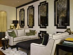 Bringing Art To Your Walls - Andrea Schumacher Interior Design