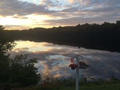 The Kennebec River, July 2015, fairfield Maine - photo by Marc Maheu