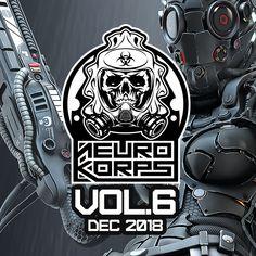 Strictly Neurofunk Mix December 2018 HD [NEUROKORPS VOL.6]
