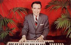 SMILE, LARRY!    Larry Ferrari  Radio, Television & RCA Recording Artist