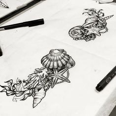 Princess ink is part of Geometric tattoos Men Triangles - Princess ink Princess ink Cute Tattoos, Leg Tattoos, Body Art Tattoos, Tattoo Thigh, Tribal Tattoos, Tatoos, Disney Tattoos, Ocean Theme Tattoos, Nautical Tattoos