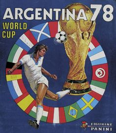 We take a nostalgic look back at World Cup winners through the eyes of Panini's…